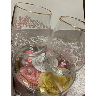 フランフラン(Francfranc)のグラス 入浴剤 コースター ギフト Francfranc (グラス/カップ)