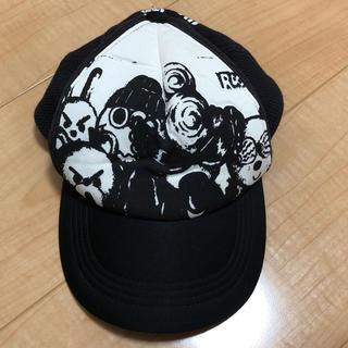 ヒステリックミニ(HYSTERIC MINI)のヒスミニ キャップ(帽子)