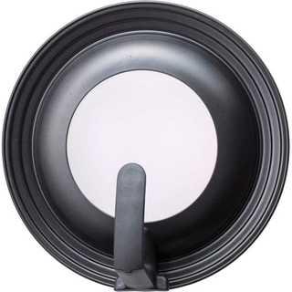 料理に便利!フライパン蓋 スタンド付 24-28cm(鍋/フライパン)