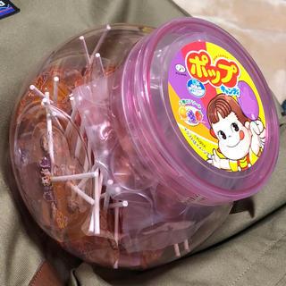 フジヤ(不二家)のFUJIYA ポップキャンディー ★イベントでも大活躍★ペコちゃん(菓子/デザート)