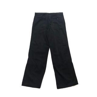 DRIES VAN NOTEN - DRIES VAN NOTEN cotton work pants