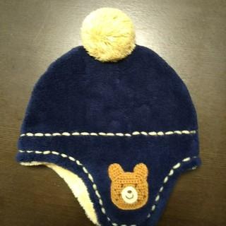 ミキハウス(mikihouse)のミキハウス 帽子 S46~50 美品(帽子)