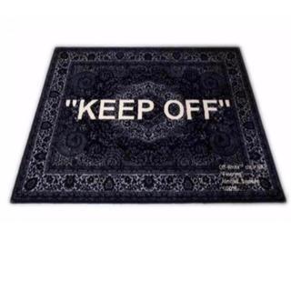 イケア(IKEA)のKeep off (ラグ)