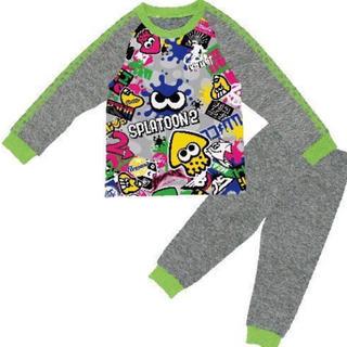 mikoto様専用 スプラトゥーン 光るパジャマ 120(パジャマ)