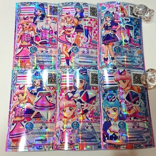 アイカツ(アイカツ!)のピンクスカイパイロットコーデ FR(カード)