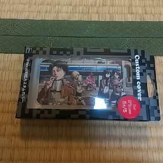 進撃の巨人 ロッピー限定 iPhoneケース(その他)