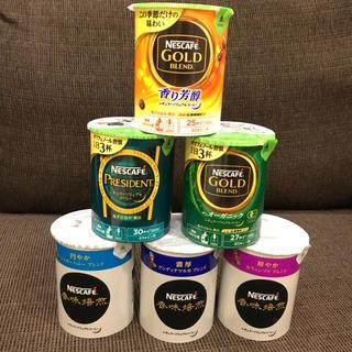 Nestle - ネスカフェ エコ&システムパック 6個セット