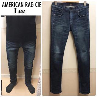 アメリカンラグシー(AMERICAN RAG CIE)のAMERICAN RAG CIE × Lee ダメージジーンズ 送料込(デニム/ジーンズ)