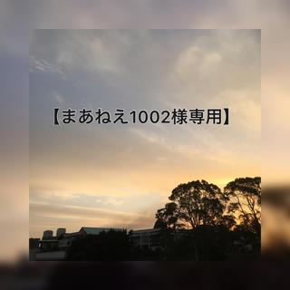 【まあねえ1002様専用】(その他)