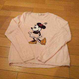 ディズニー(Disney)の❁UNIQLO✖Disneyコラボ ミニちゃんセーター最終値下げしました♡❁(ニット)