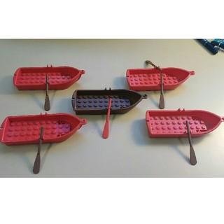 レゴ(Lego)のレゴ ボート 5艘セット(知育玩具)