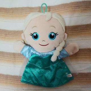 アナトユキノジョオウ(アナと雪の女王)のアナ雪パペット(ぬいぐるみ/人形)