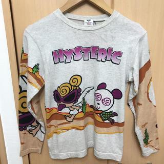 ヒステリックミニ(HYSTERIC MINI)のHYSTERIC MINI 総柄 ロンT HYSTERIC GLAMOUR(Tシャツ/カットソー)