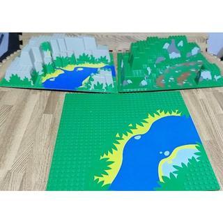 レゴ(Lego)のレゴ 基礎板 3枚セット(知育玩具)