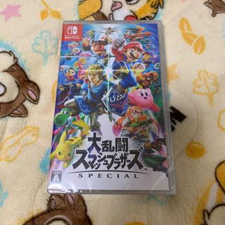 Nintendo Switch - 大乱闘スマッシュブラザーズ