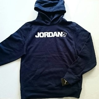 NIKE - 【新品 AIR JORDAN】ジョーダン ロゴ スウェット パーカー XL