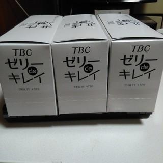 ゼリーdeキレイ 18本 グレープフルーツ味 TBC 美容(ソフトドリンク)