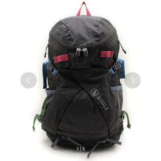 エーグル(AIGLE)のAIGLE エーグルリュック バックパック登山ハイキング普段使いにも(登山用品)