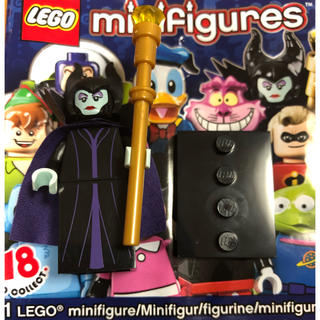 レゴ(Lego)のレゴ LEGO ミニフィグ ディズニー マレフィセント(積み木/ブロック)