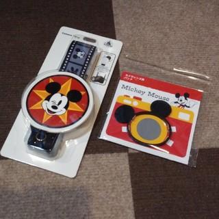 ディズニー(Disney)のディズニーストア☆カメラストラップ&カメラレンズ用バンド(ミッキー)(その他)