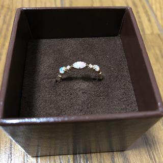アガット(agete)のアガットオパール指輪(リング(指輪))