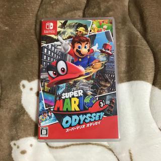 Nintendo Switch - マリオオデッセイ