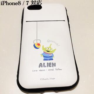 Disney - PGA PG-DCS413LiPhone 8/7用 タフポケットケース