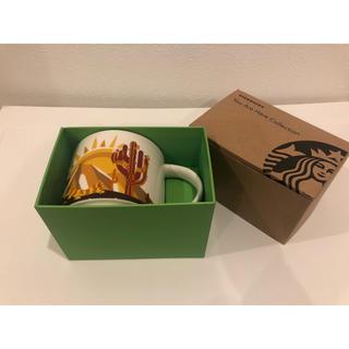 スターバックスコーヒー(Starbucks Coffee)のSTARBUCKS【マグカップ】【Arizona】【アメリカ】(グラス/カップ)