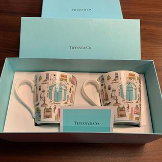 ティファニー(Tiffany & Co.)のティファニー マグカップ 新品未使用(グラス/カップ)