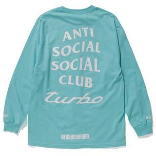 ネイバーフッド(NEIGHBORHOOD)のanti social social club ロンT Lサイズ(Tシャツ/カットソー(七分/長袖))