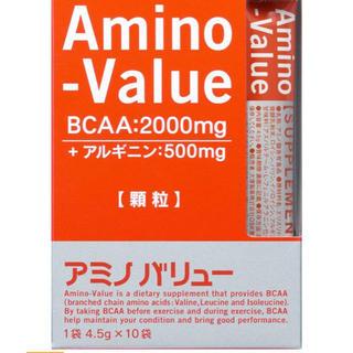 大塚製薬 アミノバリュー サプリメントスタイル 4.5g×10袋(その他)