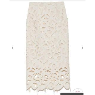 FRAY I.D - セルフォード リボンレーススカート 美品