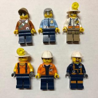 レゴ(Lego)のレゴ ミニフィグ 6体セット(積み木/ブロック)