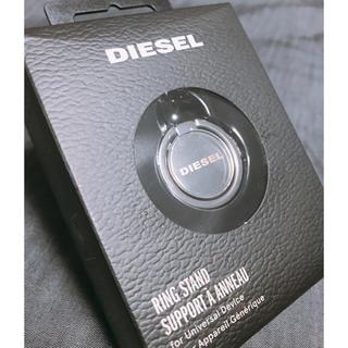 ディーゼル(DIESEL)の【新品未使用】DIESEL USAバンカーリングiPhone非売品ノベルティ(その他)