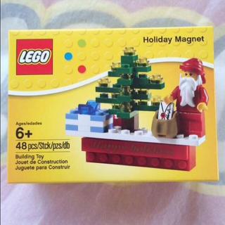 レゴ(Lego)のLEGO クリスマス サンタ ホリデーマグネット(知育玩具)