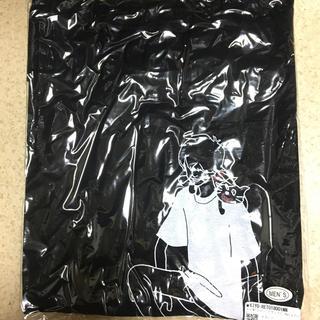 キヨ猫Tシャツ(ブラック)(Tシャツ/カットソー(半袖/袖なし))
