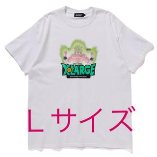 エクストララージ(XLARGE)の新品 未使用 Lサイズ DB S/S TEE SUPER BROLY   (Tシャツ/カットソー(半袖/袖なし))