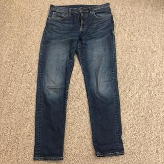 ムジルシリョウヒン(MUJI (無印良品))のジーンズ !31インチMUJI(デニム/ジーンズ)