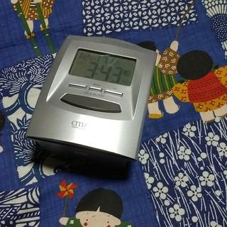 電波時計(置時計)