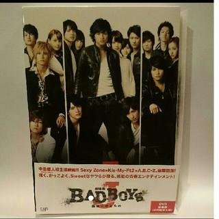 ジャニーズ(Johnny's)の劇場版 BADBOYSJ DVD 豪華版 初回限定生産 中島健人(アイドルグッズ)