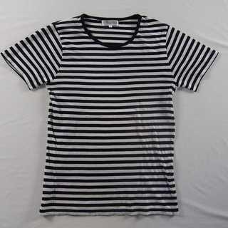 【新品】ROCK STE クルーネックTシャツ 綿100% M (47)(Tシャツ/カットソー(半袖/袖なし))