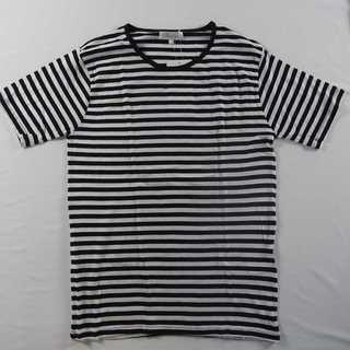 【新品】ROCK STE クルーネックTシャツ WB 綿100% XL (47)(Tシャツ/カットソー(半袖/袖なし))