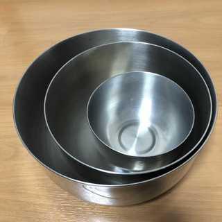 アムウェイ ミキシングボウルセット(調理道具/製菓道具)
