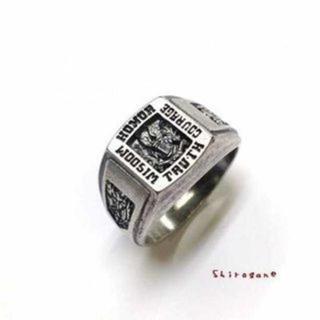 【日本製】★★★カレッジリング★★★15号(リング(指輪))