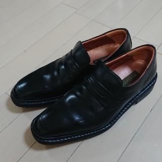 デジーノ(designo)のメンズ革靴☆25センチ designo(ドレス/ビジネス)