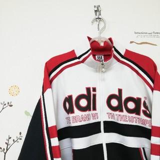 adidas - 美品 ヴィンテージ adidas トラックトップ
