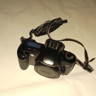 キヤノン(Canon)のキャノンEOS  Kiss    (フィルムカメラ)(フィルムカメラ)