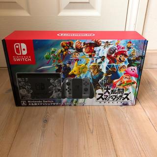 Nintendo Switch - 新品 ニンテンドースイッチ 大乱闘スマッシュブラザーズ Sセット スマブラ