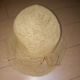 MUJI (無印良品) - 麦わら帽子 MUJI