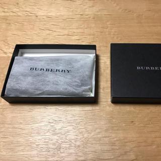 バーバリー(BURBERRY)の【きえ様専用】バーバリーキーケース未使用(キーケース)